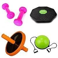 Инвентарь и аксессуары для фитнеса
