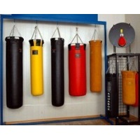 Мешки боксёрские, подушки, груши и платформы