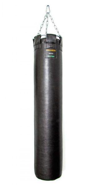 Боксерский мешок AQUABOX ГПК - натуральная кожа