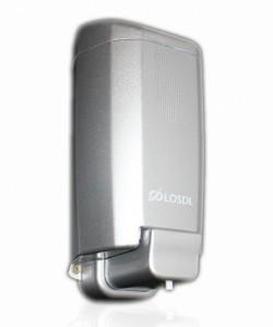 Дозатор для жидкого мыла LOSDI CJ-1006CG-L