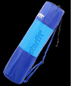 Cумка для ковриков cпортивная FA-301, средняя, синяя