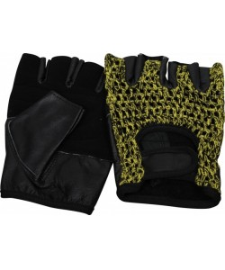 Перчатки тяжелоатлет.Larsen NT503