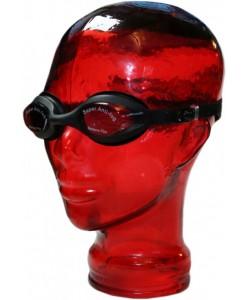 Очки для плавания с anti-fog черные