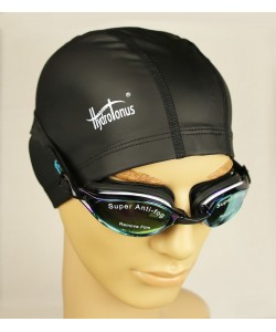 Очки для плавания с anti-fog 4