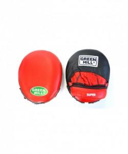 Лапы-перчатки Super FMS-5014, кожа, пара