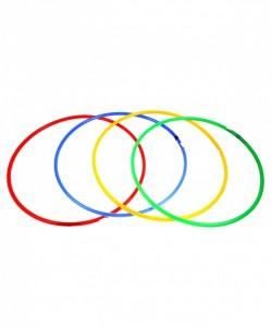 """Обруч пластиковый """"Спорт"""", d=2,2 см, 90 см (только по 10 шт.)"""