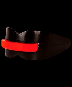 Капа 2-челюстная Double 4410BE, черная