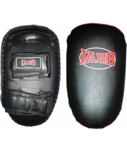 Макивара Jabb (нат.кожа) JE-2230 черный/красный N/S