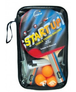 набор для н/т (2 ракетки, сетка, крепеж, 3 шар.) START UP BB-20/2 star (7988)