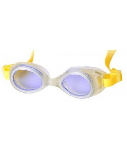 Очки плавательные Larsen DS7 (поливинилхлорид)
