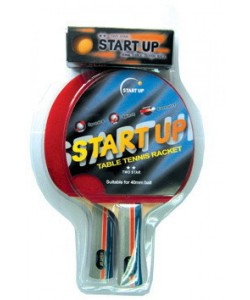 набор для н/т (2 ракетки, 3 шар.) START UP BR20/2 star (8015)
