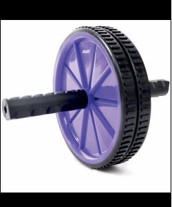 Ролик для пресса RL-101, фиолетовый/черный