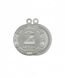 """Медаль МК182 """"Серебро"""", (только по 5 штук)"""