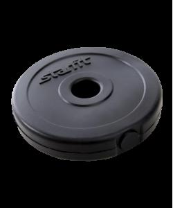 Диск пластиковый BB-203, d=26 мм, черный, 0,75 кг