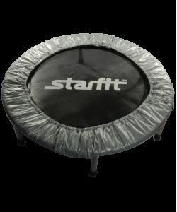 Батут складной TR-301, 91 см, серый
