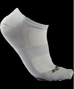 Носки низкие STARFIT SW-201, 2 пары, р.39-42, светло-серые