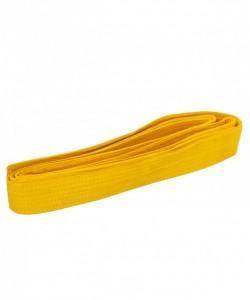 Пояс для единоборств, желтый