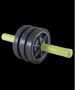 Ролик для пресса 3-колесный малый