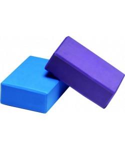 Блок для йоги IR97416 N/C р22,8х15,2х7,6см