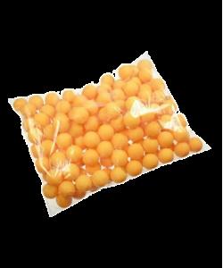 Мяч для настольного тенниса, оранжевый, 140 шт.