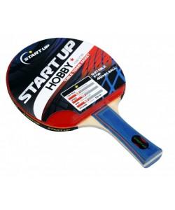 Ракетка для н/т Start Up Hobby 1Star (9867) (прямая ручка)