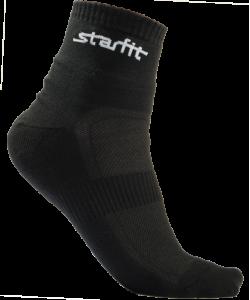Носки средние STARFIT SW-202, 2 пары, р.35-38, черные