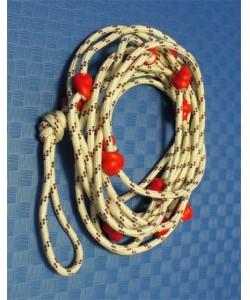Веревка с яркой маркировкой 5 м