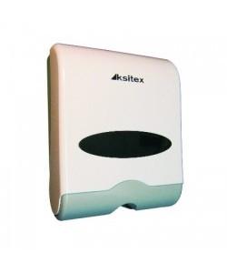Диспенсер листовых полотенец Ksitex TН-603W