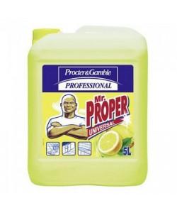 Средство для твердых поверхностей MR PROPER UNIVERSAL  Лимон  5 л