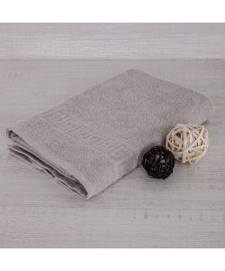 Полотенце 70*140 Серый