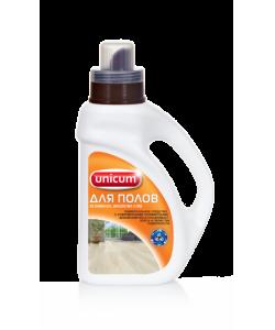 Средство для мытья полов из ламината 1л 1/12 UNICUM