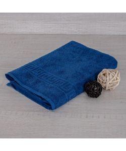 Полотенце 70*140  синий